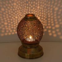 Messinglampe SER110