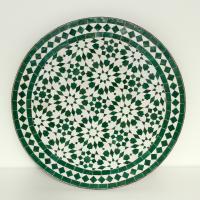Mosaiktisch aus Marokko -M60-48