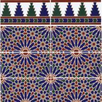 Marokkanische Fliesen Arija