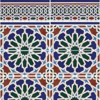 Marokkanische Fliesen Zakia