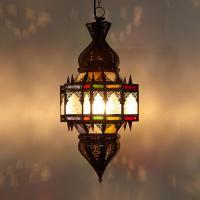 Orientalische Lampe Quds
