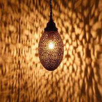 Messinglampe Dahab