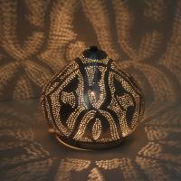 Orientalische Stehlampe Qahira D22