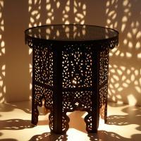 Orientalischer Beistelltisch Eden
