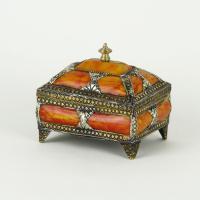 Orientalische Schmuckdose Miray