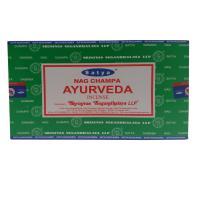 Räucherstäbchen Satya Ayurveda Big Box