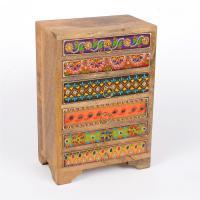 Orientalischer Schmuckkasten Prajna