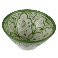 Handbemalte Keramikschüssel KS50