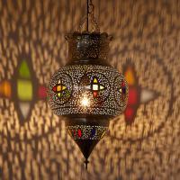 Silberlampe Insaf