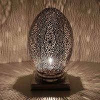 Silberlampe Kobah