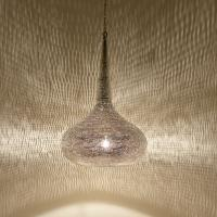 Silberne Lampe Mirbat D36