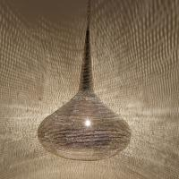 Silberne Lampe Mirbat D42