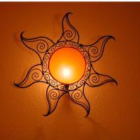 Sonnenlampe Shems