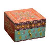Orientalischer Schmuckkasten Shanti