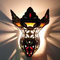 Orientalische Lampe Amaya