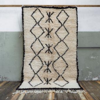 Marokkanischer Teppich Beni Ouarain BN2200