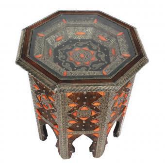 Orientalischer Beistelltisch Tachafin