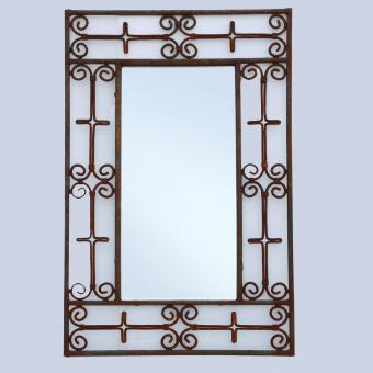 Marokkanischer Eisenspiegel Maher 60x40