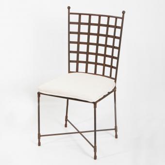 Eisen-Stuhl Salmane