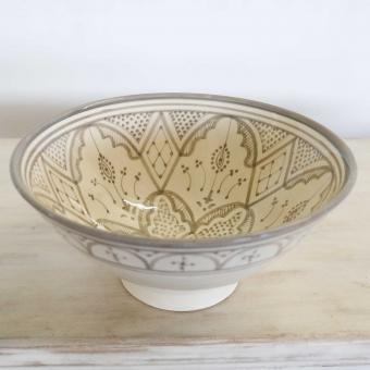 Handbemalte Keramikschüssel KS01