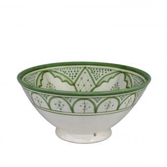 Handbemalte Keramikschüssel KS28