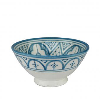 Handbemalte Keramikschüssel KS38