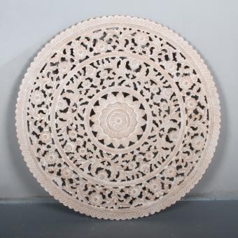 Holz Mandala Hossam