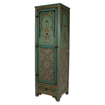 Marokkanischer Holzschrank Malak
