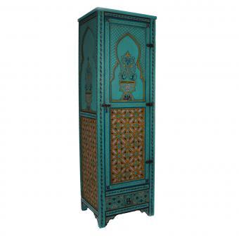 Marokkanischer Holzschrank Sharaf