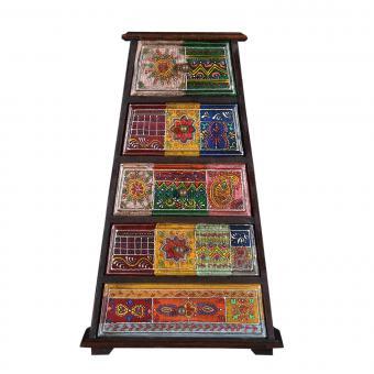 Orientalischer Schmuckkasten Sumaya