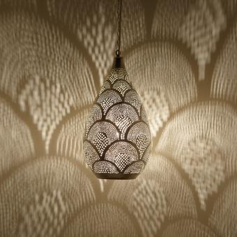 Marokkanische Lampe Naouma Samak D23