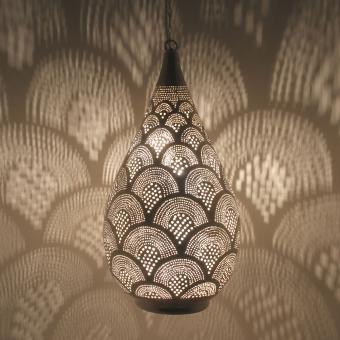 Marokkanische Lampe Naouma Samak D28