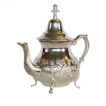 Marokkanische Teekanne Elfassi 0,8l