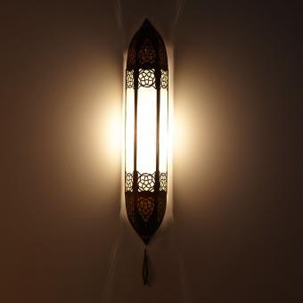 Marokkanische Wandlampe Issam Groß