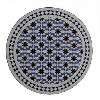 Mosaik-Tisch aus Marokko M60-40