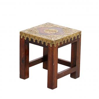 Orientalischer Beistelltisch Priya