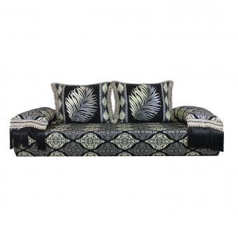 Orientalisches Sofa Nasiha (ohne Gestell)