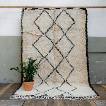 Marokkanischer Teppich Beni Ouarain BN2150