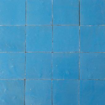 Zellige Fliesen Himmelblau
