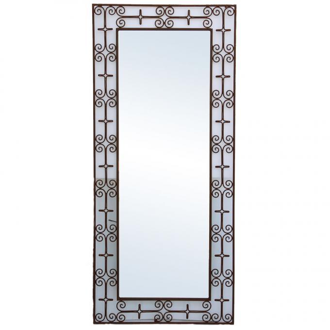 Marokkanischer Eisenspiegel Maher 180x80