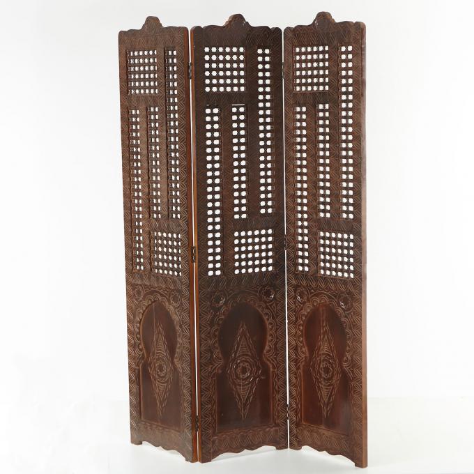 Holz Paravent menara