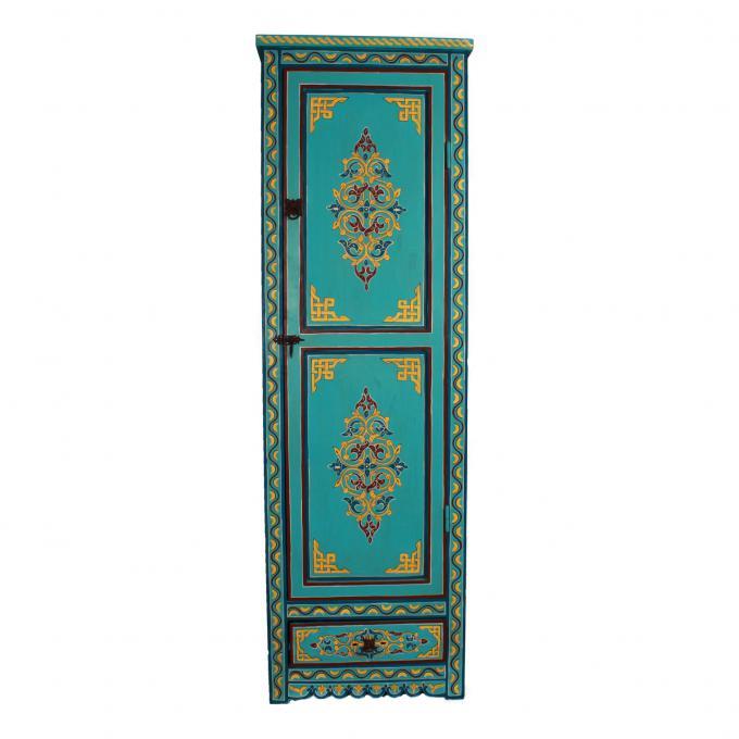 marokkanischer holz schrank qays bei ihrem orient shop casa moro. Black Bedroom Furniture Sets. Home Design Ideas