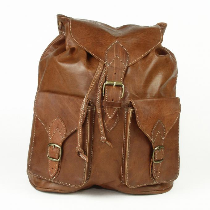 Leder Rucksack Bei Ihrem Orient Shop Casa Moro