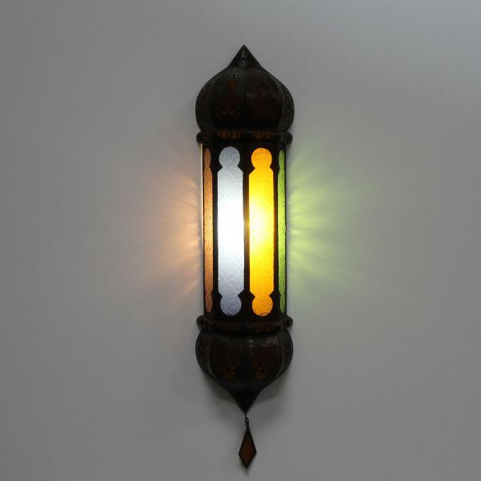 Marokkanische Wandlampe Ruya Multifarbig