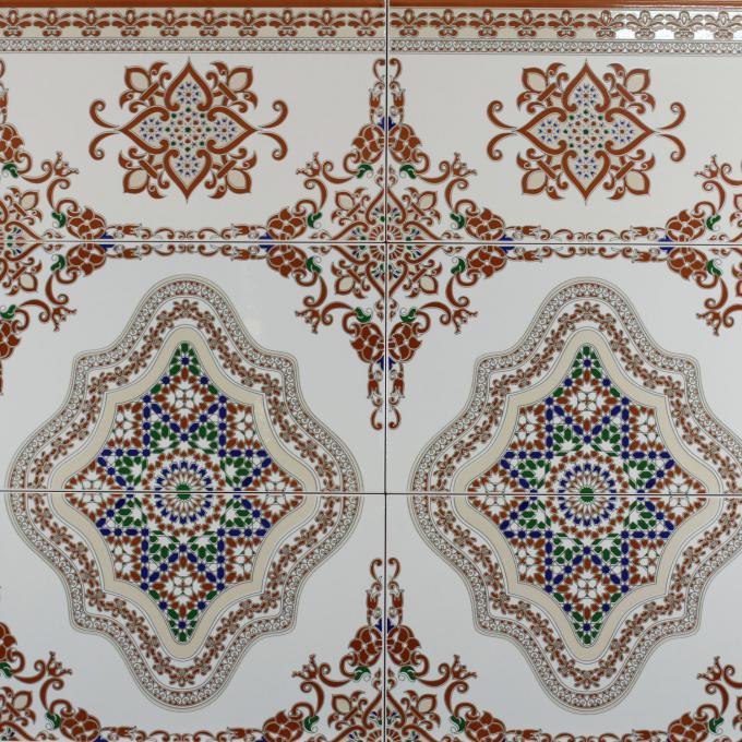 Wand-Fliesen aus Marokko Meknes