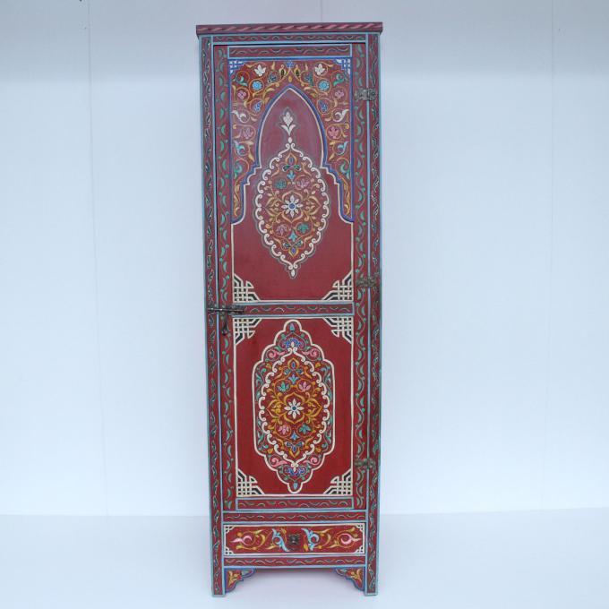Marokkanischer Holzschrank Labib