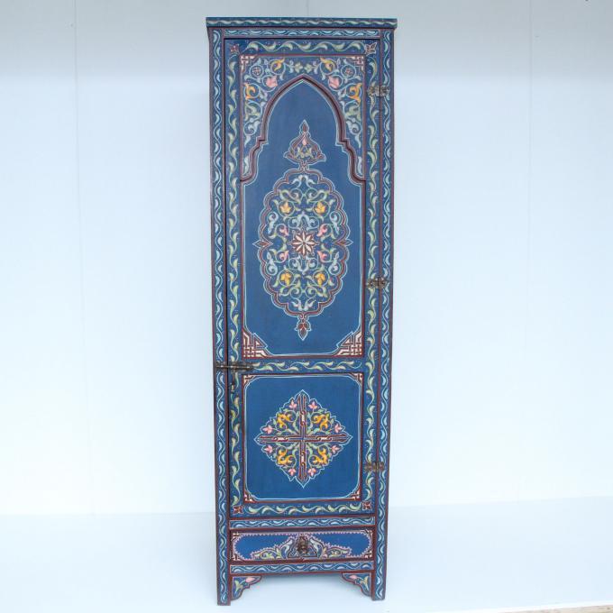 Marokkanischer Holzschrank Lassad