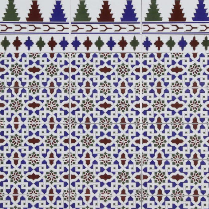 Marokkanische Fliesen Narjis