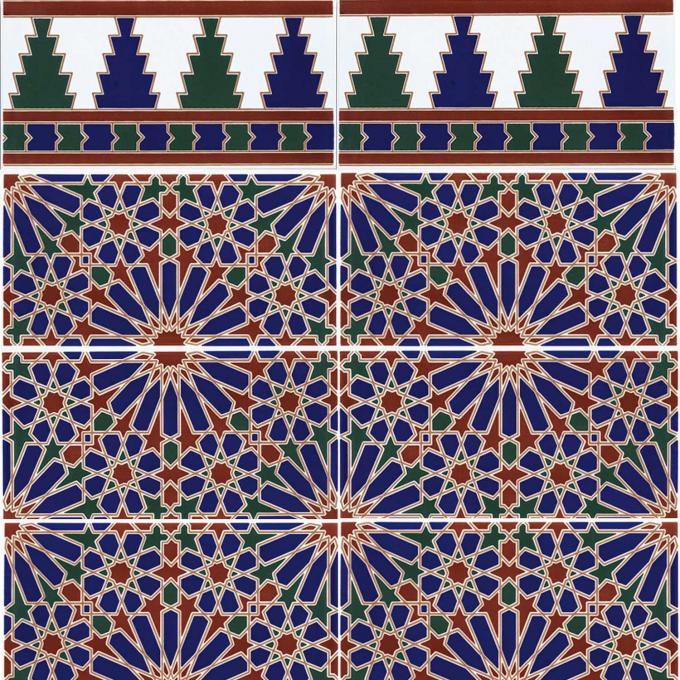 Marokkanische fliesen arija bei ihrem orient shop casa moro for Marokkanische fliesen