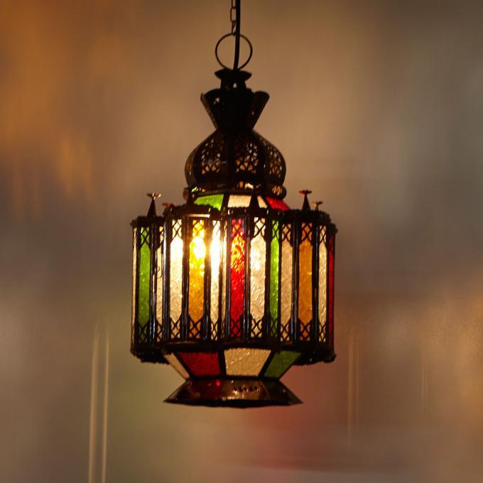orientalische lampe saida bei ihrem orient shop casa moro. Black Bedroom Furniture Sets. Home Design Ideas